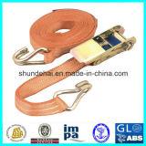 Rachet Tie Down/Cargo Lashing Belt con il CERT di TUV