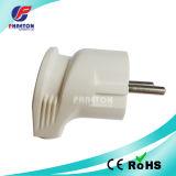10A 250V AC gelijkstroom de Stop van de Adapter van de Macht (pH6-2007)