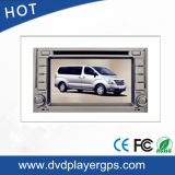 De Auto DVD van twee DIN met Systeem van de Navigatie van de Auto DVD het Audio voor Hyundai H1