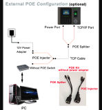 Atención del tiempo de la huella digital con GPRS (GT200/GPRS)