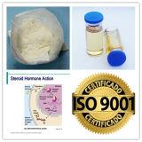 Отсутствие ацетата Trenbolone порошка побочного эффекта сырцового стероидного для культуриста