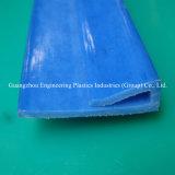Прессуя пластичный ведущий брус HDPE