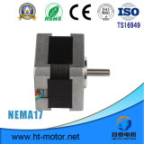 Mini motor deslizante Jiangsu do NEMA 17/42*42