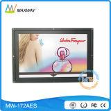 17 Zoll-geöffneter Rahmen LCDdigital Signage mit Bewegungs-Fühler