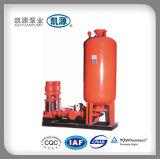 低い消費一定した圧力給水装置