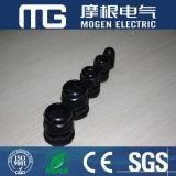 Ral7001 Pg de Nylon Waterdichte PA van Mg M 66 Klieren van de Kabel met RubberVerbinding en Noot