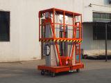 Het veilige Stabiele LuchtPlatform van de Lift voor Decoratie