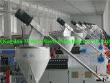 Cadena de producción plástica de madera del perfil del PVC WPC