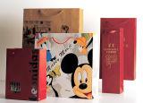Bolsa de papel de lujo del nuevo diseño 2016, bolsa de papel que hace compras