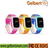 Gelbert GPS Sos呼出しGSMはスマートな腕時計をからかう