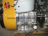 Motor de gasolina del petirrojo