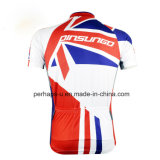 Unisex su ordinazione Cycling Jersey con Sublimation Print