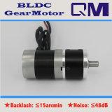 Motor sem escova BLDC de NEMA23 100W com 1:10 da relação da caixa de engrenagens