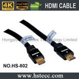50 meters Kabel Pated Actieve HDMI van de Hoge snelheid van de Gouden