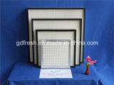 暖房の換気および調節のためのHEPAフィルター