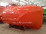 Solas van de Fabrikant van China de Reddingsboot van de Vrije val van de Glasvezel