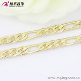 Environmental Copperの合金42665の中国Wholesale Xuping Special 14kの金PlatedのMenのNecklace