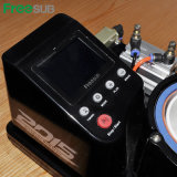 Tasse pneumatique Freesub automatique numérique presse de la chaleur machine (ST-110)