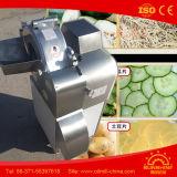 Máquina vegetal vegetal industrial del cortador de la cortadora