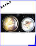 Botón del broche de presión del diente de los complementos para señora Garment