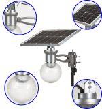 Integrierte Solar-LED-Lampe für Garten, Straße, Pfad und Straße