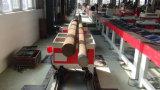 Carril de la luz de la prefabricación del tubo que transporta el sistema