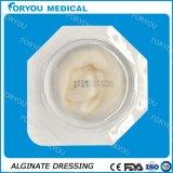 Huizhou Foryou médico absorbe la preparación hemostática médica diabética flúida del vendaje para heridas del alginato del ion del calcio de las úlceras del pie de la herida