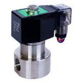 Vanne électromagnétique à haute pression de série de XLG, valve d'acier inoxydable, barre maximum de la pression 250