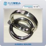 Gaxeta metálica da junção do anel