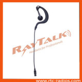 Earloop Earpiece in Qd Type Lok Serie E-20 Lok