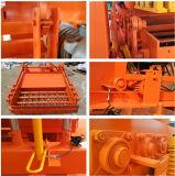 Het automatische Concrete Holle Blok die van het Cement Machine/de Machine van de Baksteen maken