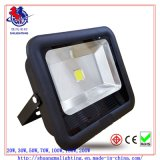 CE&RoHS를 가진 70W COB LED Projector Flood Lamp IP65