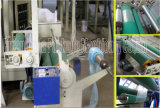 Máquina que sopla de la película encogible del PVC