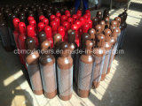 cilindros do acetileno do aço 8L sem emenda