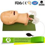 調査の使用のための新しい半分ボディCPRのトレーニングの人体摸型