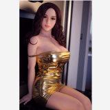 Borst van de Partij van de bikini de Mooie Grote Dame Sex Doll (161cm)