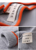 Algodão 100% Soft Gray Children Clothing para Boys