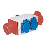 Соединение гнезда штепсельной вилки PC (PL-1013-4 \ PL1213 \ PL-1605)