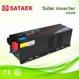 inverseur solaire 4000W de 48VDC 110V/220VAC pour la maison