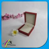 Boîte de présentation en plastique de bijou de qualité pour l'exposition réglée de bijou