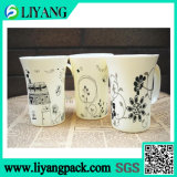 Different semplice Black Design, Heat Transfer Film per Plastic Mug