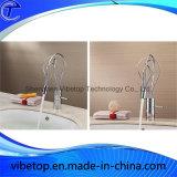 Torneira da bacia da cozinha do aço inoxidável do preço barato/Faucet de água modernos