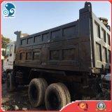 Gebruikte Diesel Isuzu Dump Tipper Truck (model 10PE1Engine, CXZ81K)