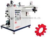 Máquina de carcaça do acoplamento do poliuretano