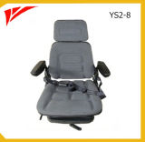 Voller justierbarer Aufhängung-Gabelstapler-Sitz (YS2-8)