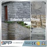 Mattonelle grige della parete di pietra del fungo del granito G603/G654