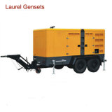 Cummins/Deutzs Engine Trailer Type Electric Generating /Generator 20kVA - 500kVA