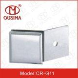 Сторона двойника сплава цинка штуцер 135 градусов стеклянный (CR-G11)