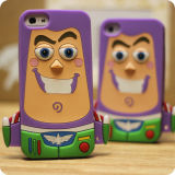Mobiltelefon Cover der Fertigung-3D Cute Cartoon Silicon für iPhone 6 6p