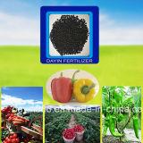 Fertilizante orgânico microbiano para as plantas vegetais da árvore de fruta